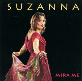 CD by Suzanna - Mira Me