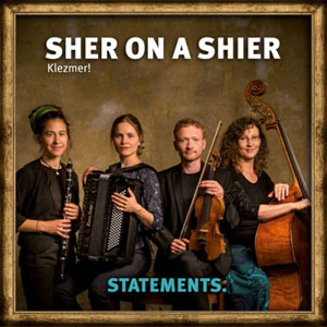 Sher on a Shier - CD - Statements.